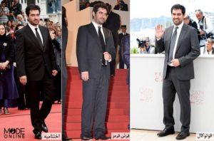 شهاب حسینی از بازیگران مرد ایرانی با کت شلوار