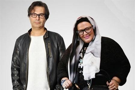 پیمان قاسم خانی با لباس سفید - طلاق پیمان قاسمخانی